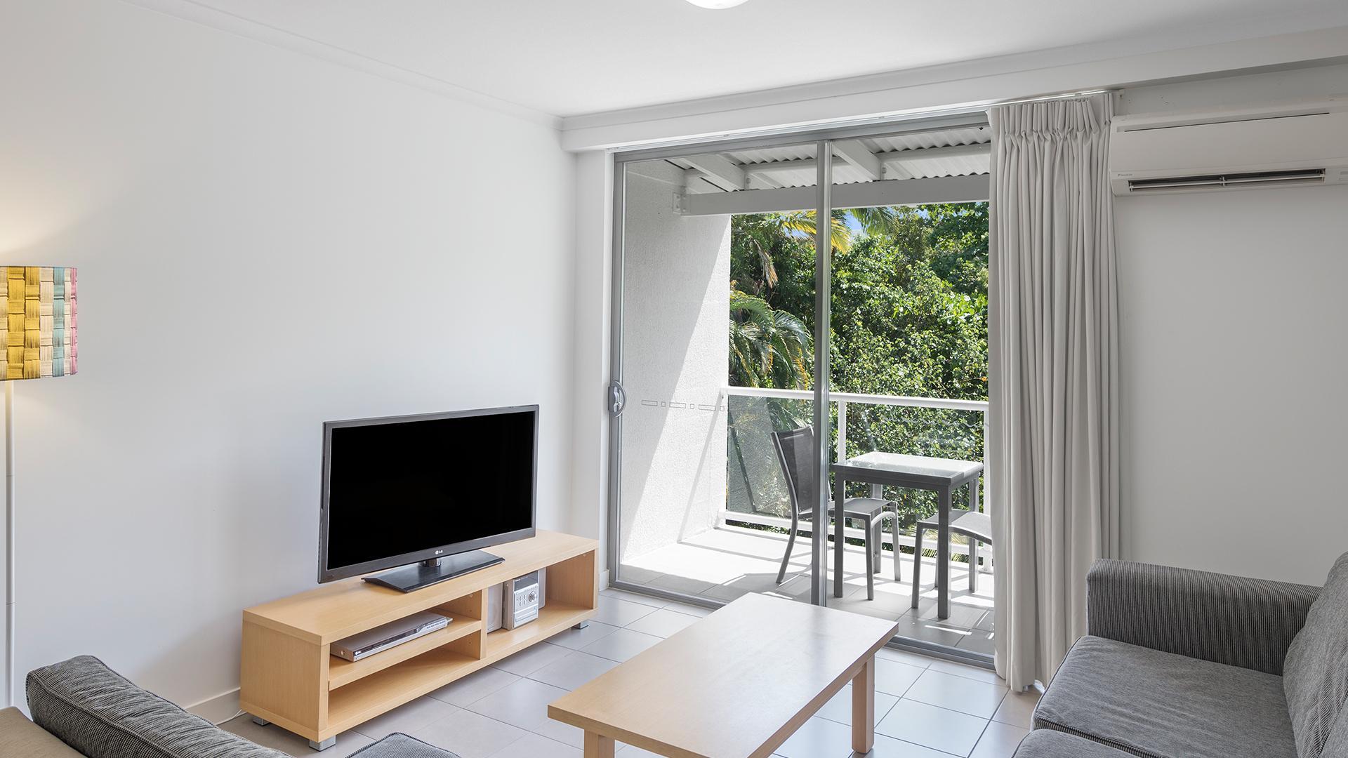 One-Bedroom Garden View Apartment image 1 at Oaks Port Douglas Resort Feb 2021 by Douglas Shire, Queensland, Australia