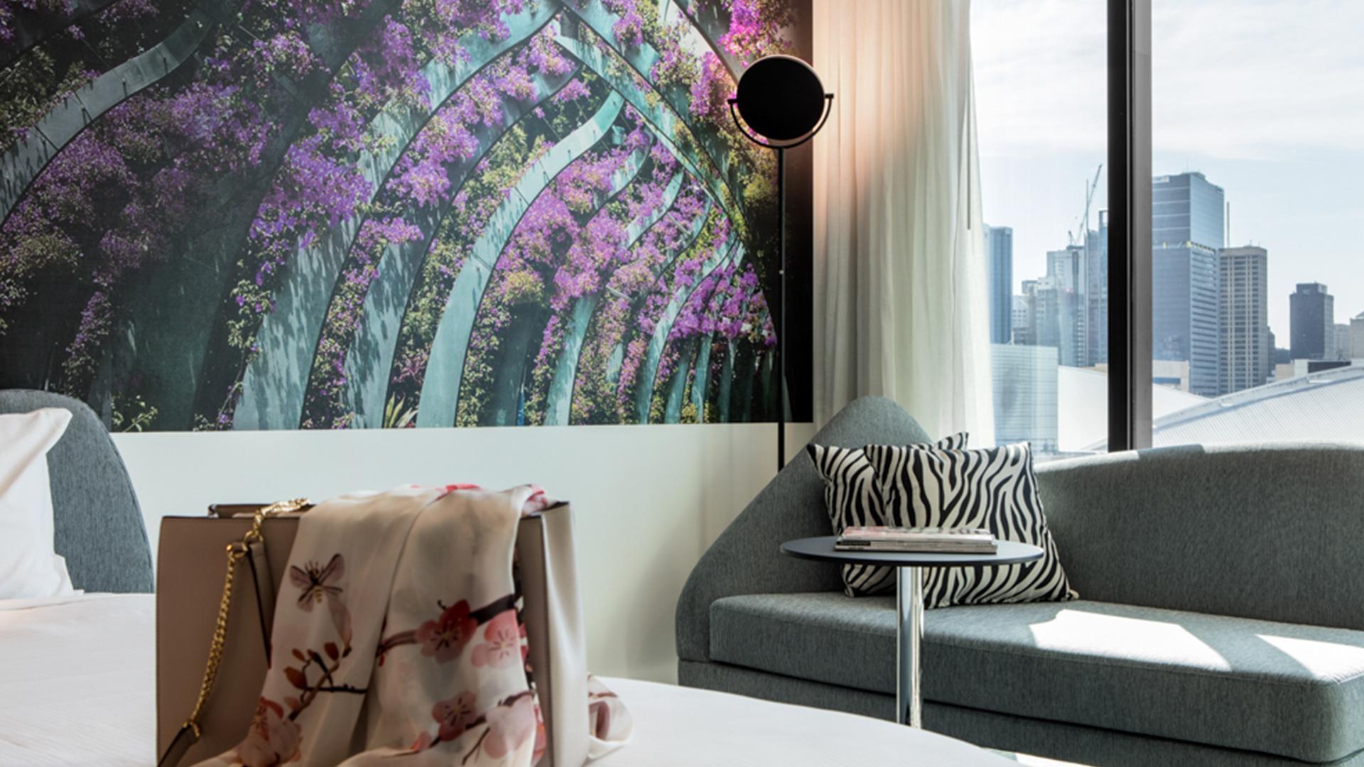 Premier 'N' Room image 1 at Novotel Brisbane South Bank by Brisbane City, Queensland, Australia