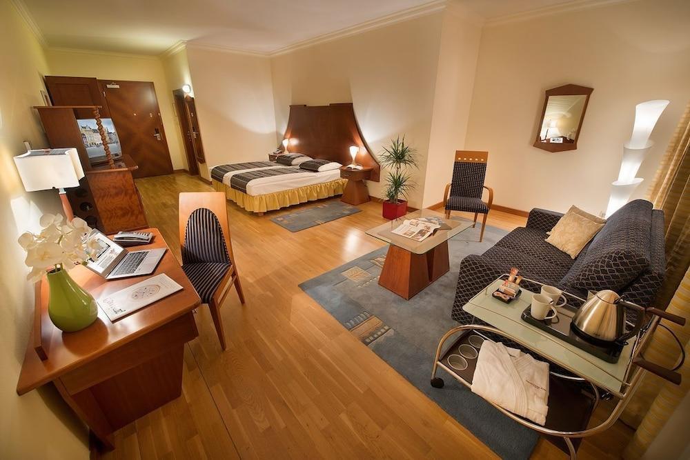 image 1 at Grandhotel Zvon by Nám. Premysla Otakara II. 90/28 Ceske Budejovice 37001 Czech Republic