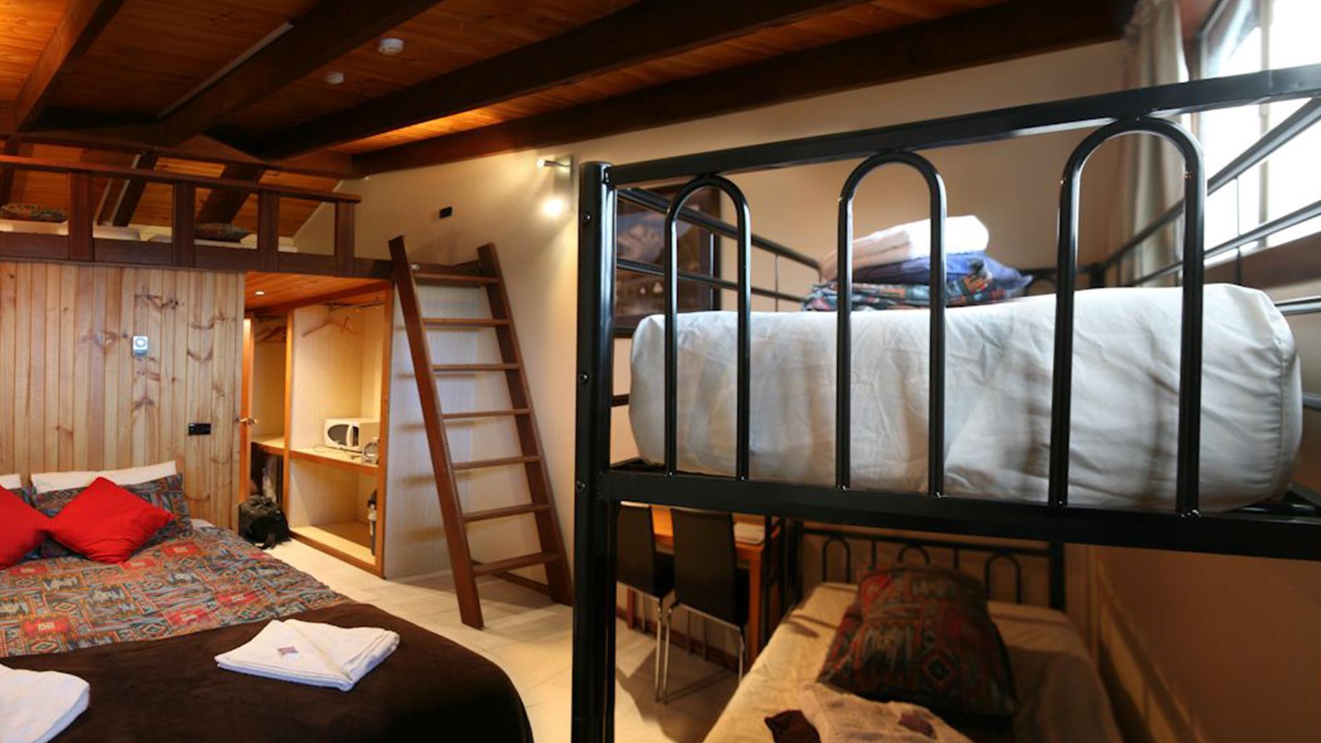 Mezzanine Room image 1 at Alpine Retreat Mt Buller by Mount Buller Alpine Resort (Unincorporated), Victoria, Australia