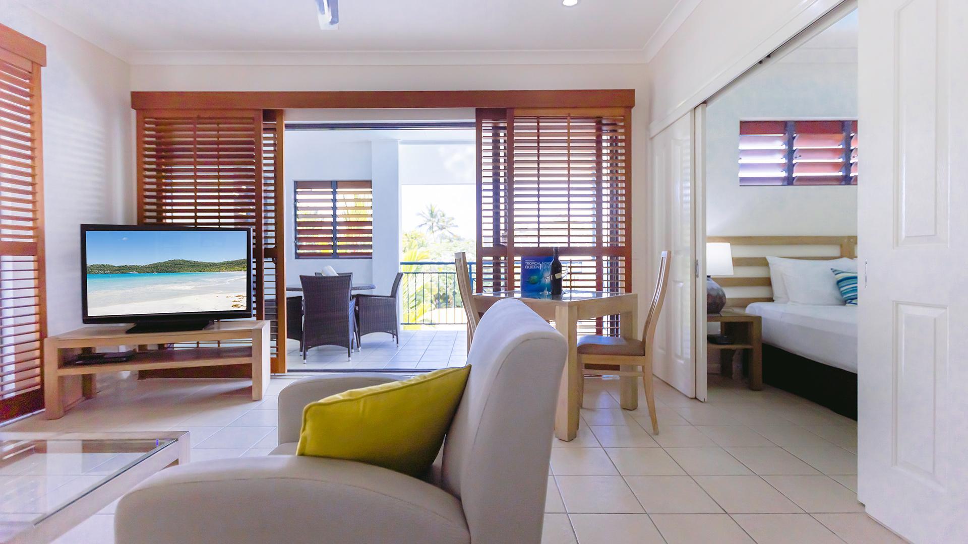 One-Bedroom Premier Apartment image 1 at Meridian Port Douglas by Douglas Shire, Queensland, Australia