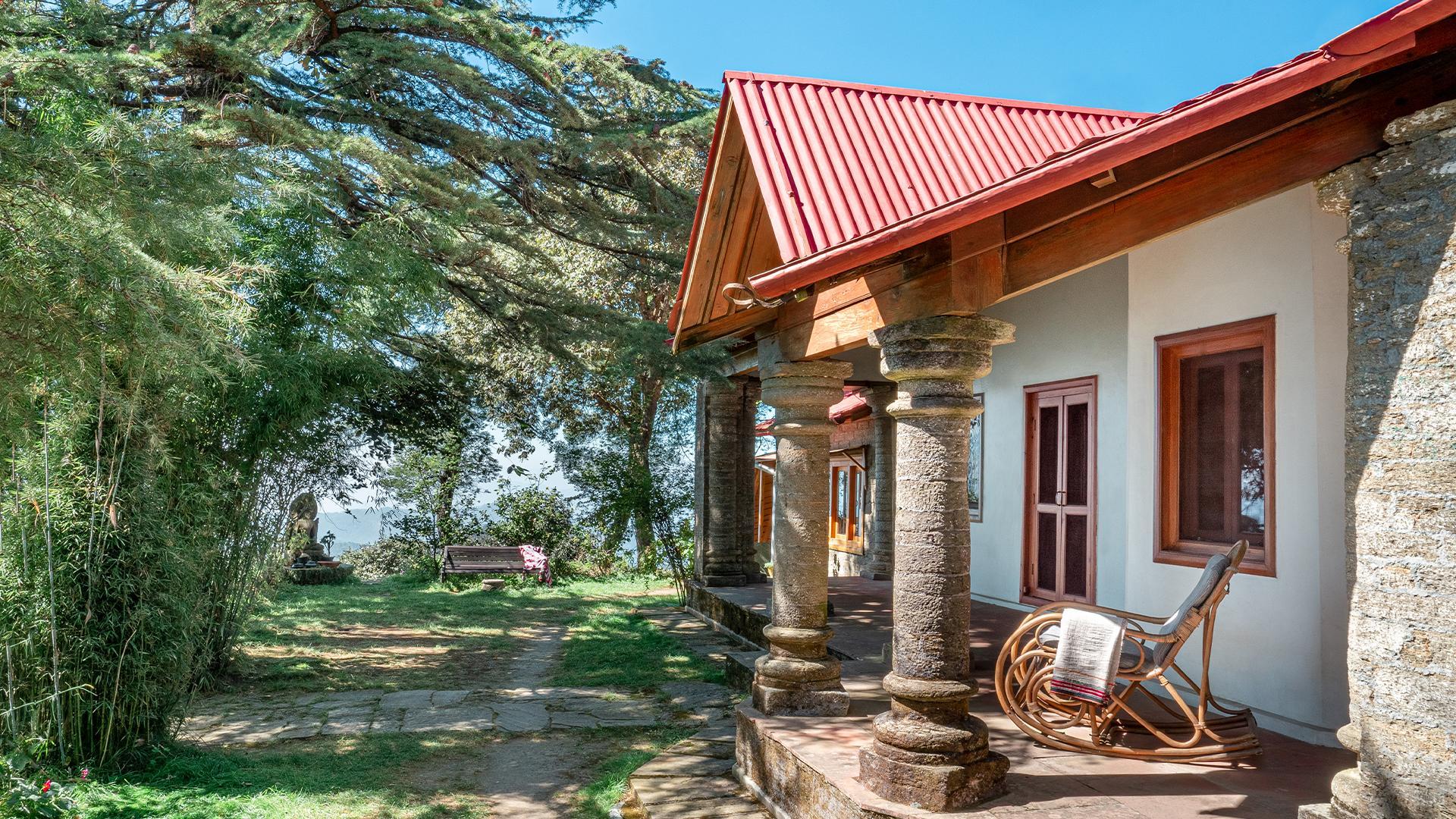 Cottage image 1 at Mary Budden Estate by Almora, Uttarakhand, India