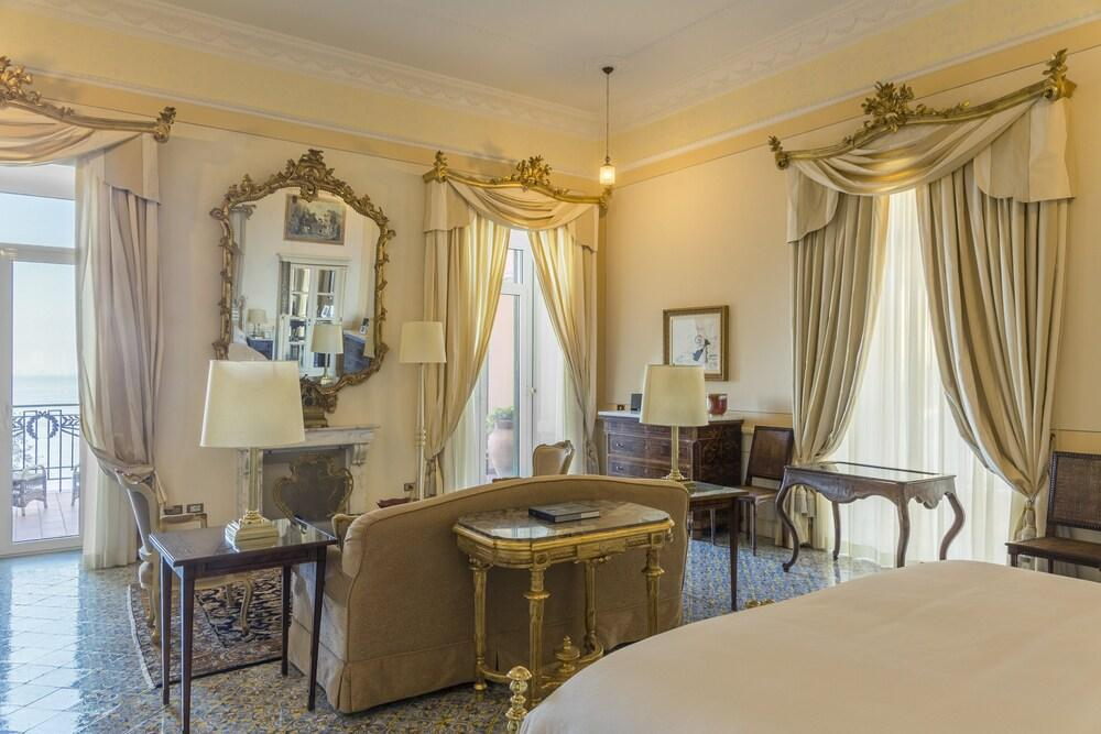 image 1 at Grand Hotel Excelsior Vittoria by Piazza Tasso 34 Sorrento NA 80067 Italy
