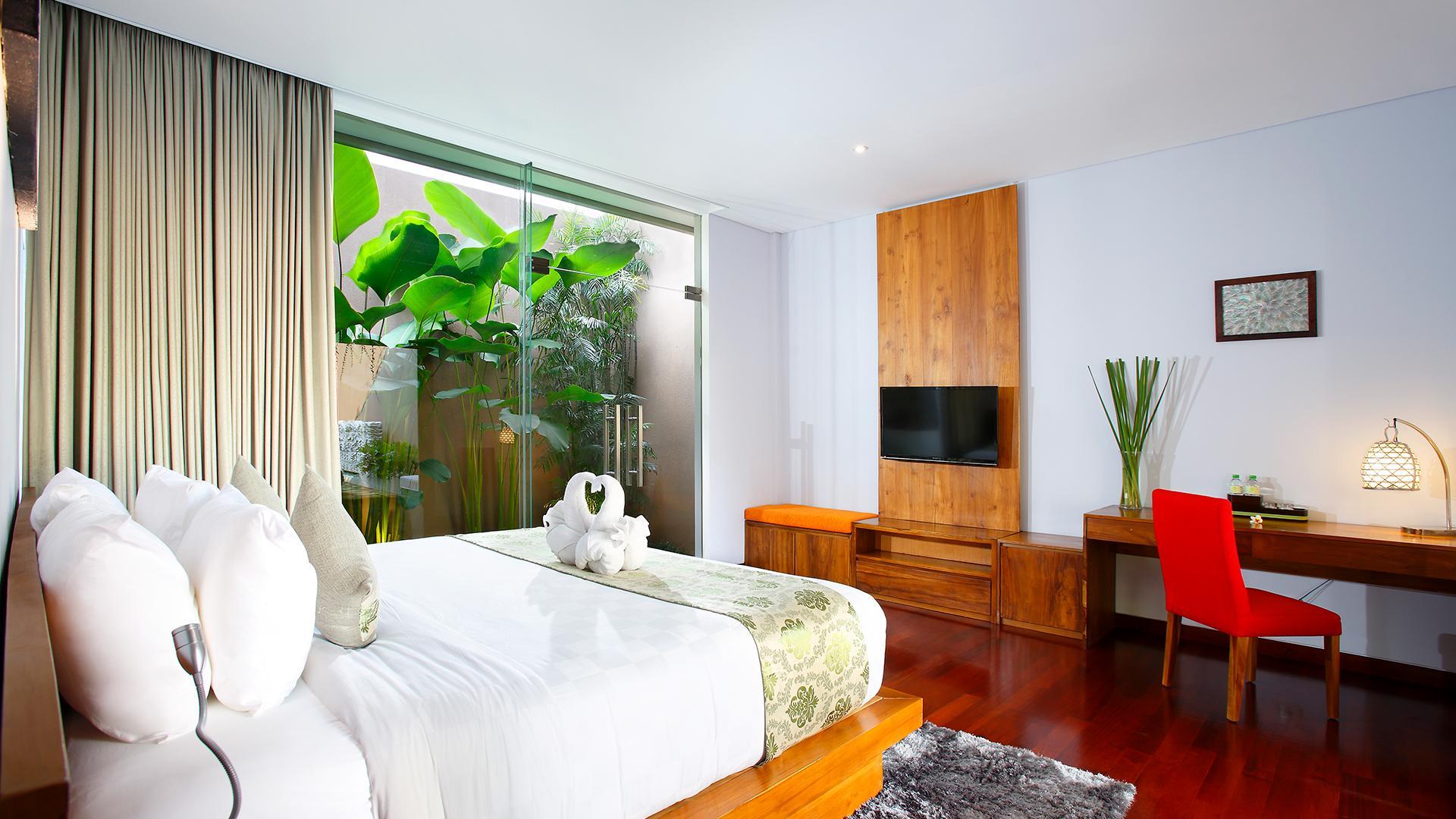 One-Bedroom Royal Pool Villa  image 1 at The Kasih Villas and Spa by Kabupaten Badung, Bali, Indonesia