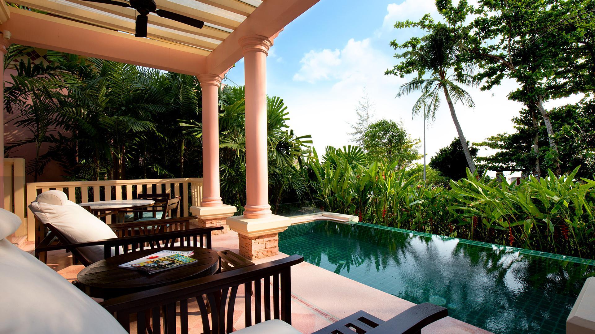 One Bedroom Pool Villa image 1 at Centara Grand Beach Resort Phuket by อำเภอเมืองภูเก็ต, Phuket, Thailand