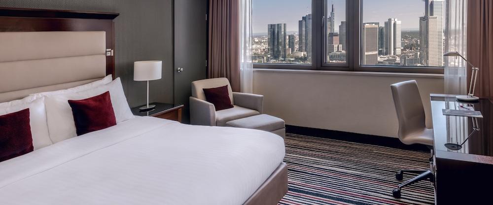 image 1 at Frankfurt Marriott Hotel by Hamburger Allee 2 Frankfurt HE 60486 Germany