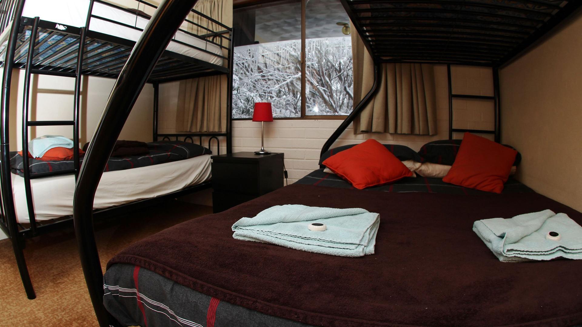 Alpine Family Room image 1 at Alpine Retreat Mt Buller by Mount Buller Alpine Resort (Unincorporated), Victoria, Australia