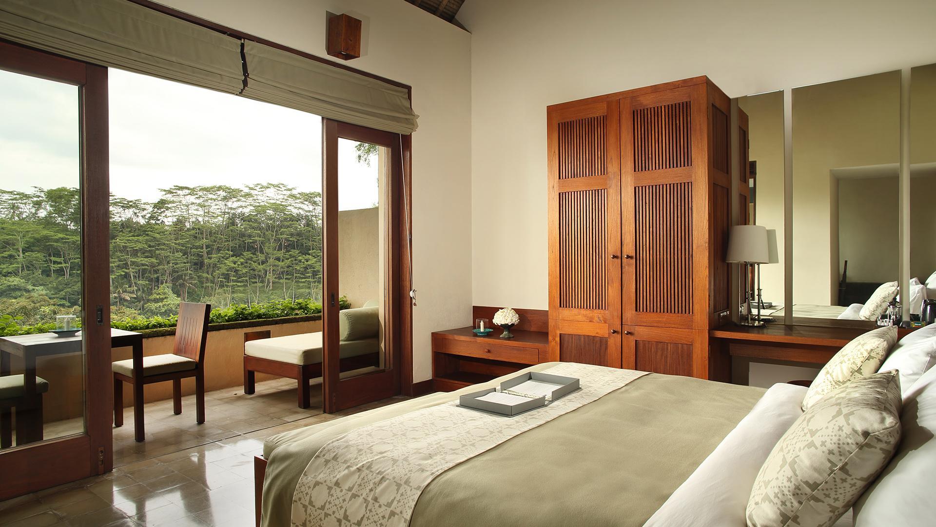 Superior Room image 1 at Alila Ubud by Kabupaten Gianyar, Bali, Indonesia