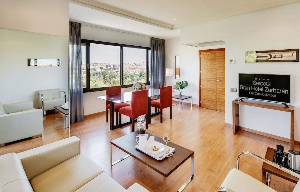 image 1 at Sercotel Gran Hotel Zurbarán by Gomez de Solis, 1 Badajoz Badajoz 6001 Spain