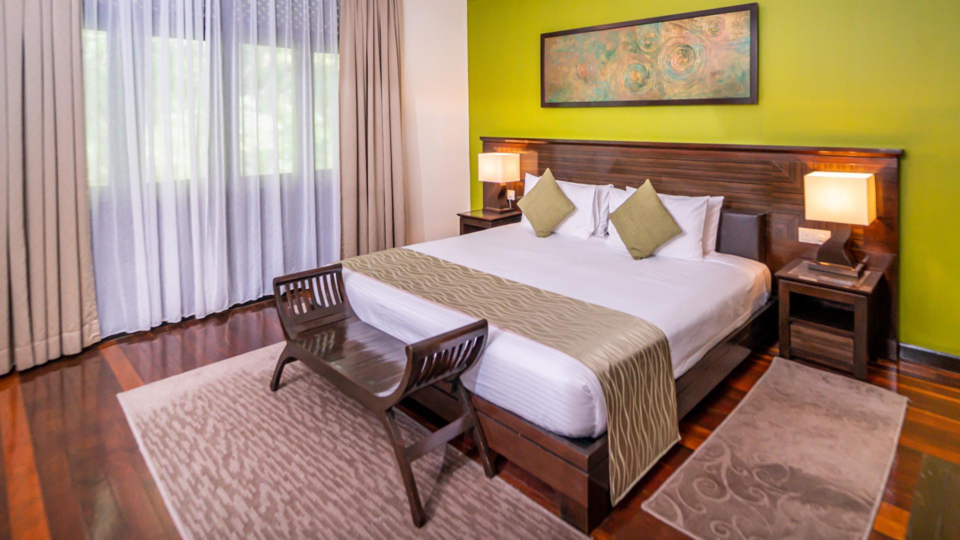 Luxury Two-Bedroom Garden-View Suite image 1 at Vivanta Langkawi, Rebak Island by null, Kedah, Malaysia