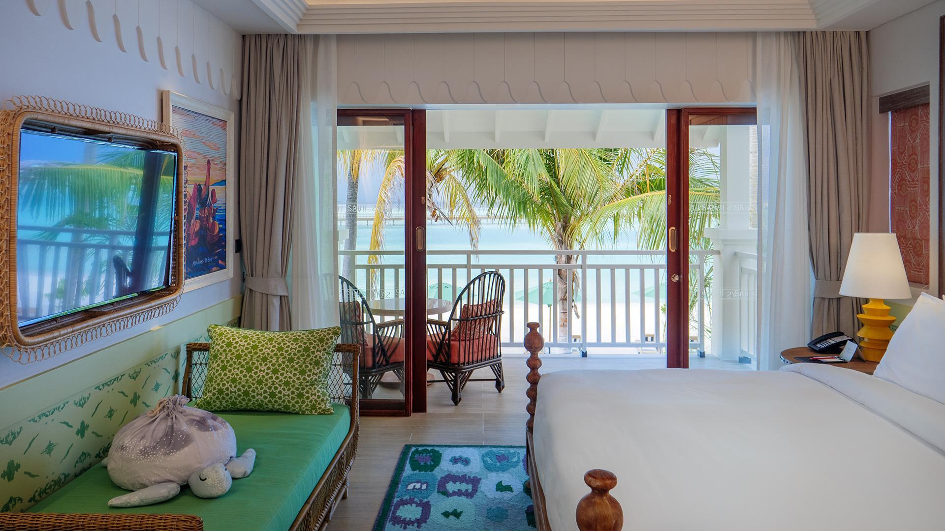Sky Room NOV2020 image 1 at SAii Lagoon Maldives, Curio Collection by Hilton  by Kaafu Atoll, North Central Province, Maldives