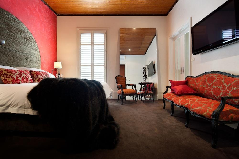 image 1 at Hotel Frangos by 82 Vincent Street Daylesford VIC Victoria 3460 Australia
