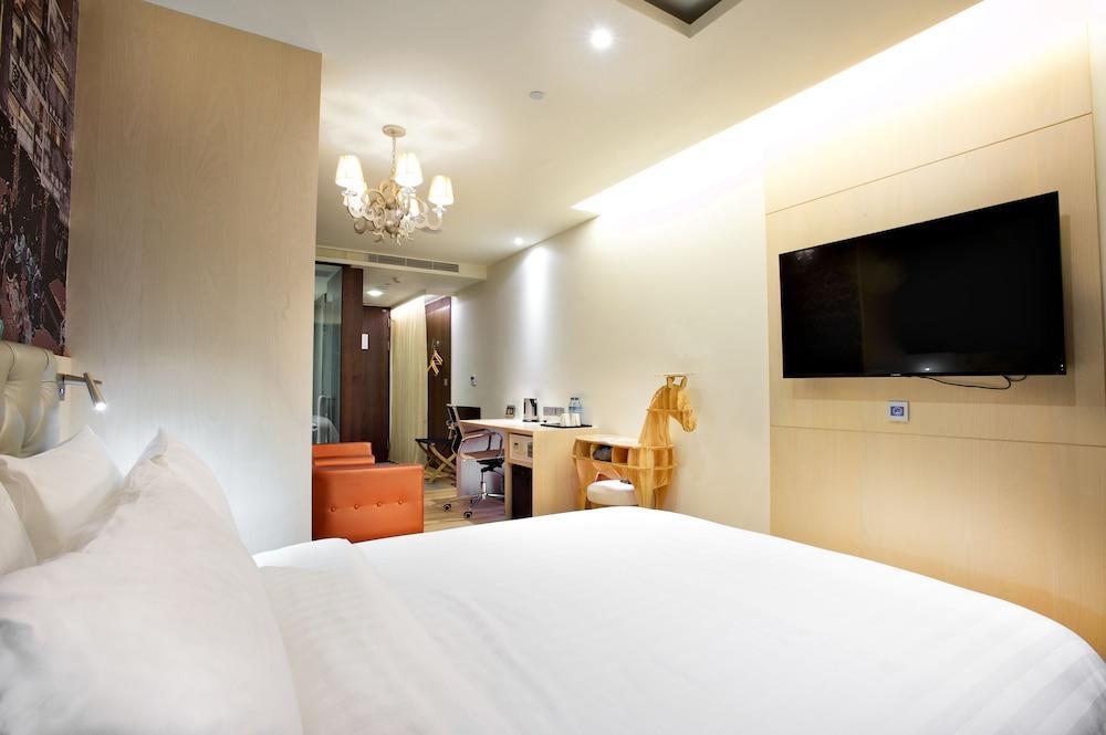 image 1 at FX Hotel Tainan MinSheng Road Branch by 8F., No.76, Sec. 2, Minsheng Rd. West Central Dist. Tainan 700 Taiwan