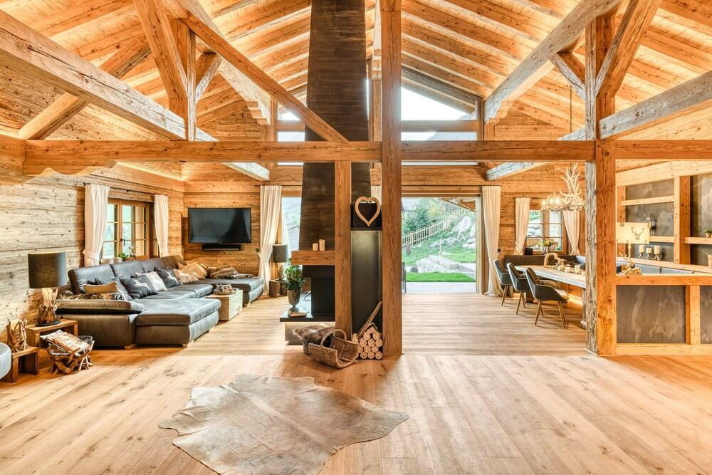 image 1 at Chalet GM by A-Appartements by Studa 63 Brand 6708 Austria