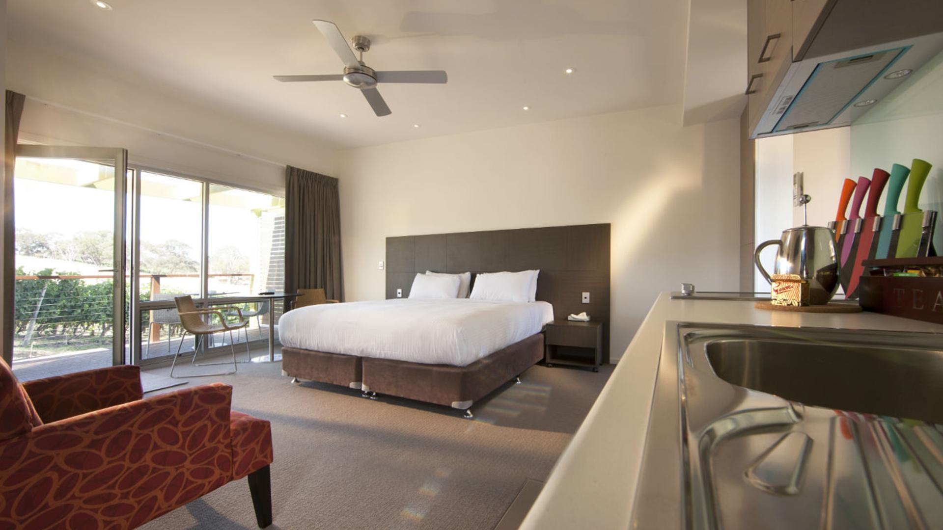 Vineyard Suite image 1 at Longview Vineyard by District Council of Mount Barker, South Australia, Australia
