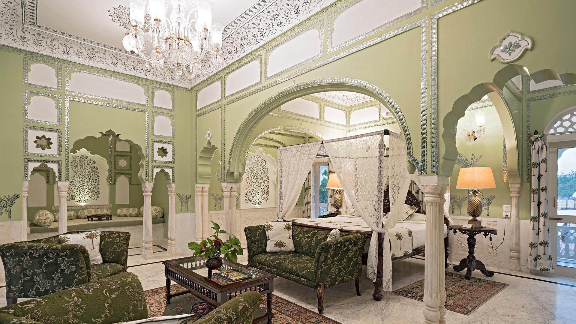 Super Deluxe Room image 1 at Nahargarh Ranthambhore by Sawai Madhopur, Rajasthan, India
