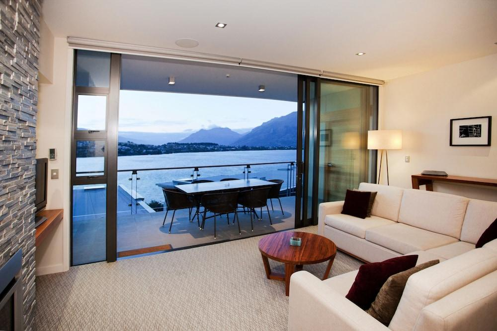 image 1 at The Rees Hotel and Luxury Apartments by 377 Frankton Road Queenstown 9300 New Zealand