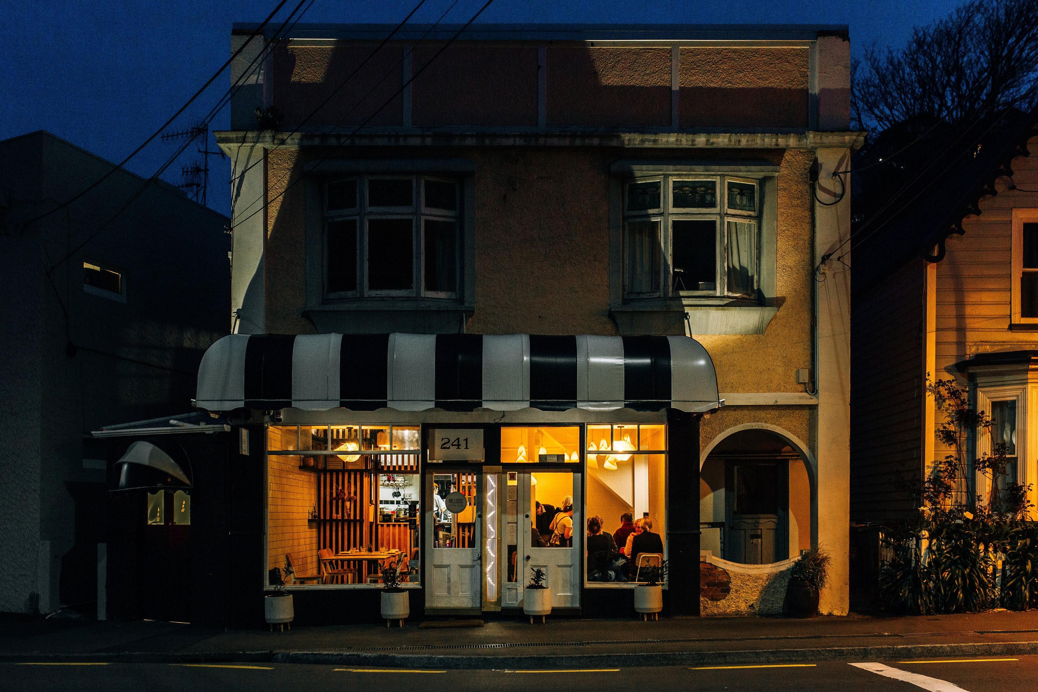 Hillside Kitchen & Cellar
