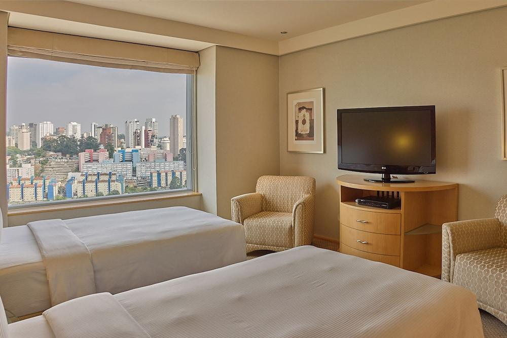 image 1 at Hilton Sao Paulo Morumbi by Av. das Nacoes Unidas 12901 Torre Leste Sao Paulo 04578-000 Brazil