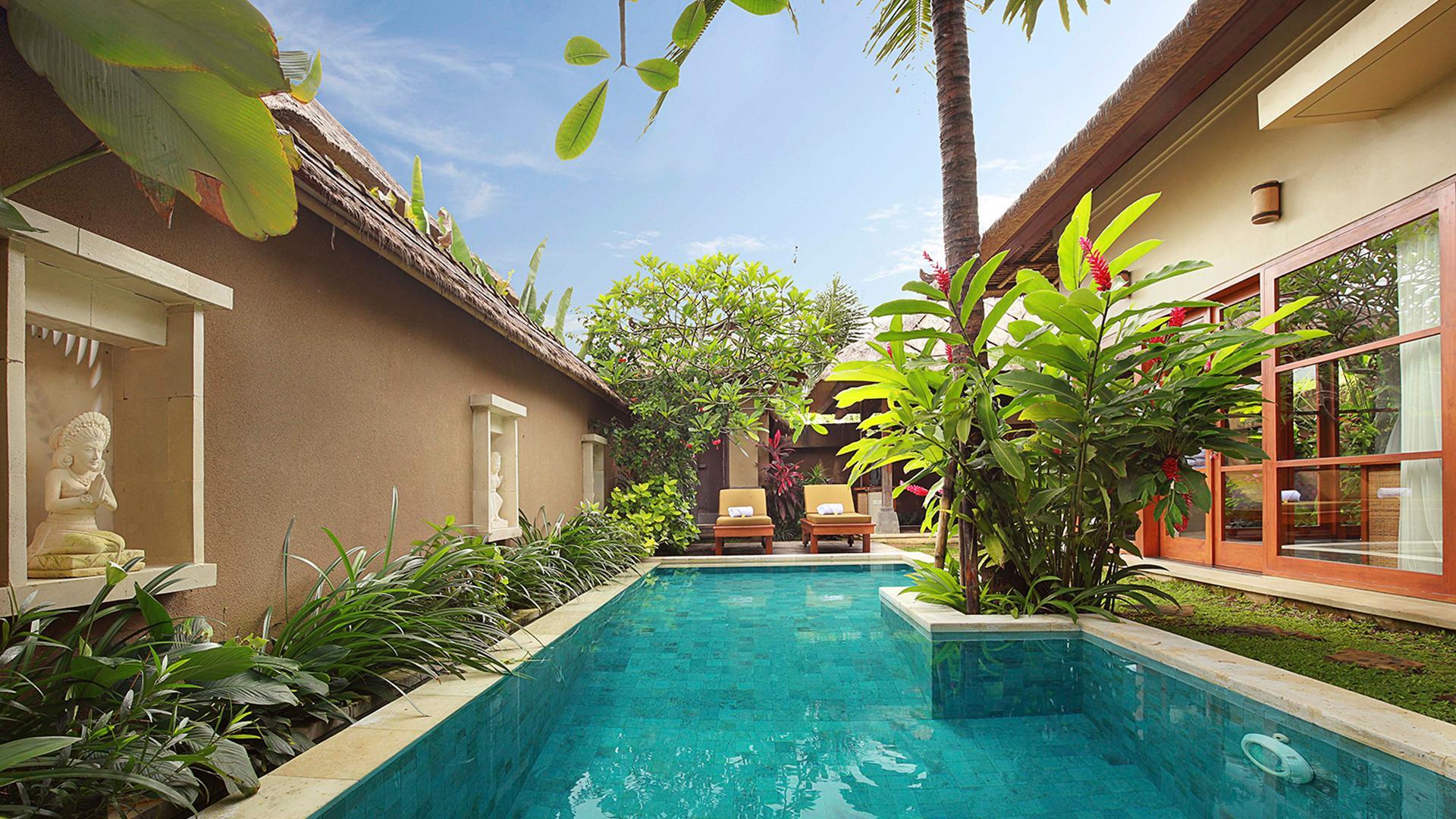 One-Bedroom Deluxe Pool Villa image 1 at Ubud Nyuh Bali Resort & Spa by Kabupaten Gianyar, Bali, Indonesia
