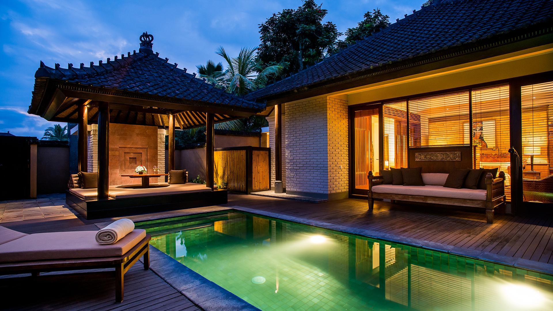 One Bedroom Club Pool Villa image 1 at Tanah Gajah, a Resort by Hadiprana by Kabupaten Gianyar, Bali, Indonesia