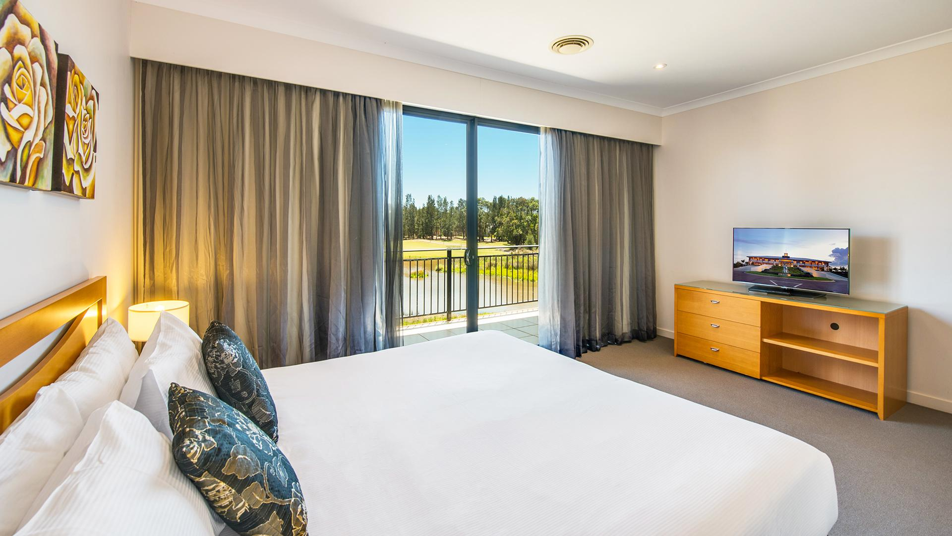 Two-Bedroom Apartment image 1 at Mercure Kooindah Waters Central Coast by Wyong Shire Council, New South Wales, Australia
