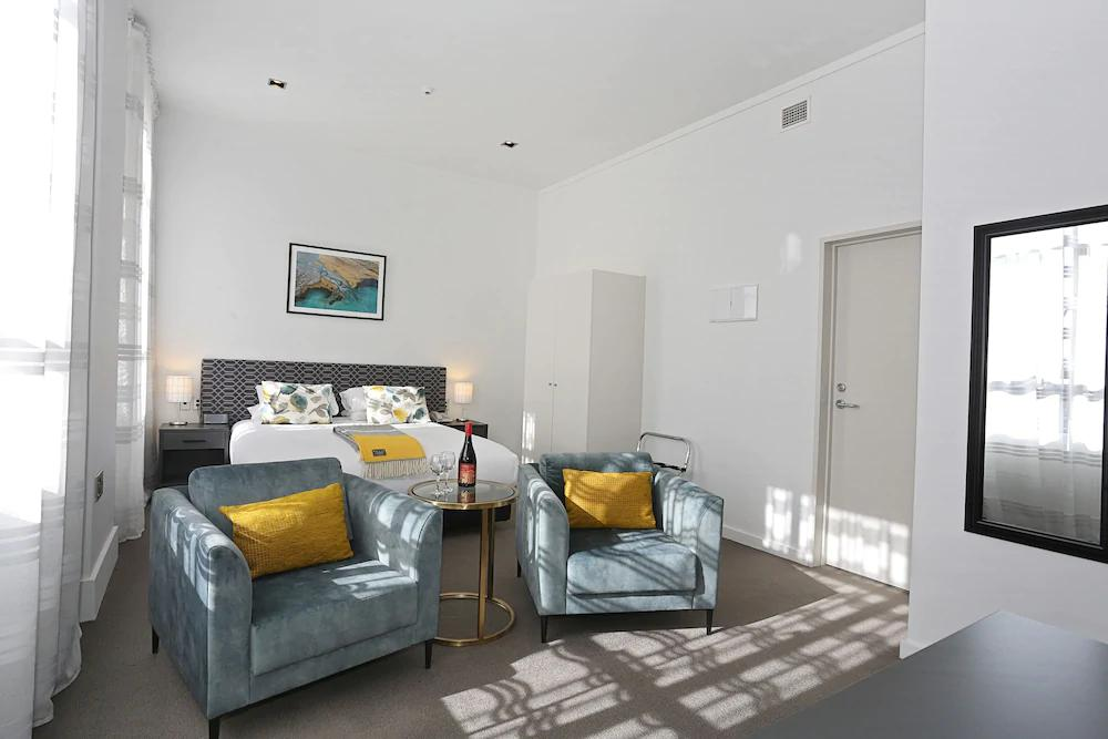 image 1 at Quest Invercargill Serviced Apartments by Cnr Dee & Tay Streets 10 Dee Street Invercargill 9810 New Zealand
